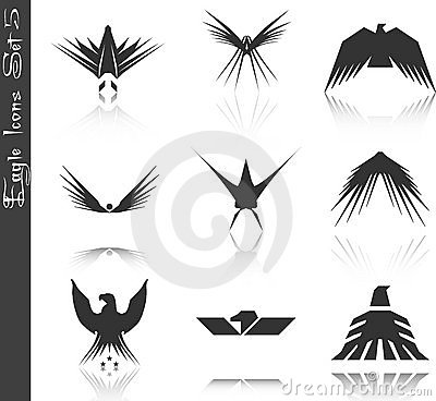 Eagle Icons Set 5