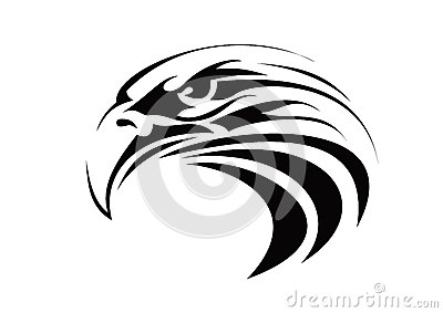 Eagle Tattoo Royalty Free Stock Photography - Image: 35541127 Eagle Silhouette Vector