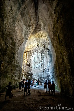 Free Ear Of Dionysius In Siracusa, Sicily, Italy Stock Photography - 47775982