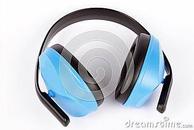 Ear protector headset