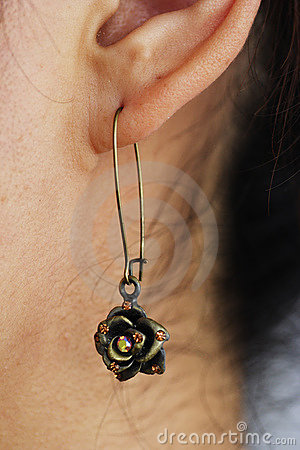Free Earbob Stock Image - 985201