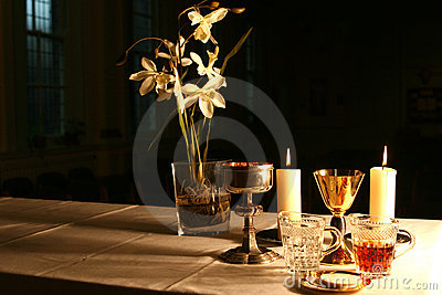 Early Morning in the Chapel 3
