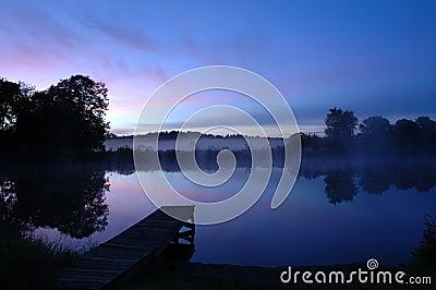 Early Morning Stillness