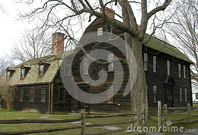 Early New England Colonial