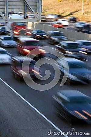 Early rush hour