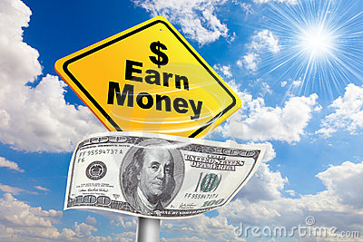 Earn money, make money