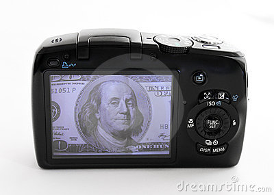 Earn with stock photography