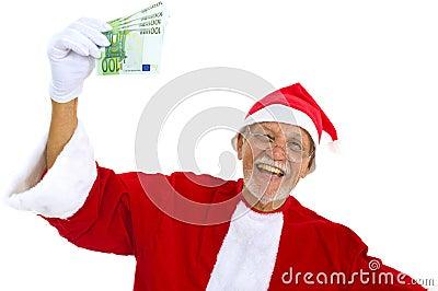 Earning Euros in Christmas