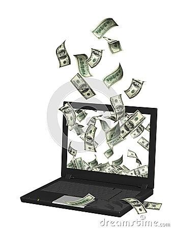 Earnings in the Internet