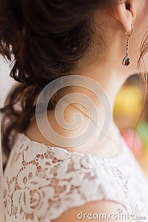 Free Earring Stock Image - 43169701