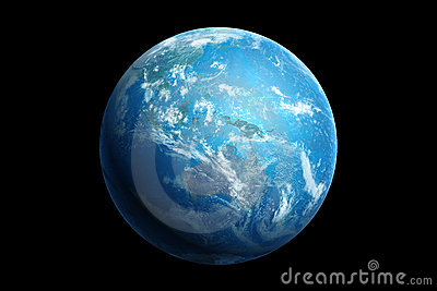 Earth: australia