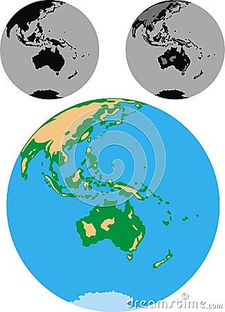 Earth australia
