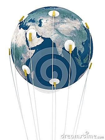 Earth cardiogram