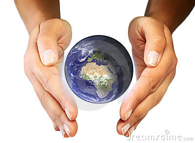 Earth care in your hands