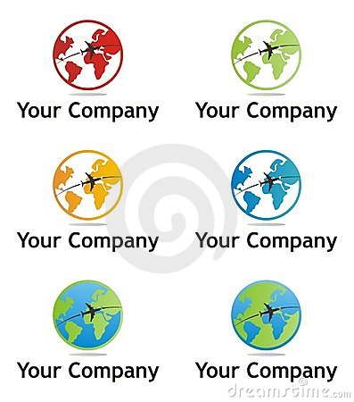 Earth company logo