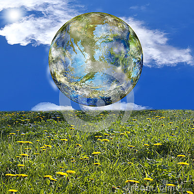 Free Earth Day Stock Photography - 30349482