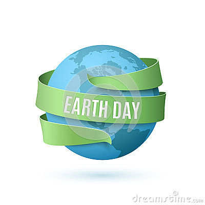 Free Earth Day Background. Stock Images - 67890574
