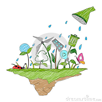 Free Earth Day Concept Royalty Free Stock Photo - 52555735