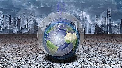 Earth Dystopia