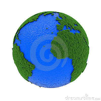 Earth Ecological Concept Stock Image - Image: 23932261