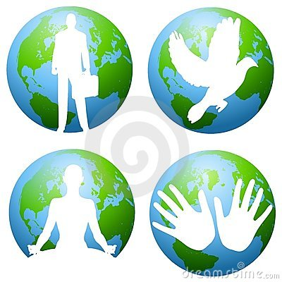 Earth and Environmental Clip Art