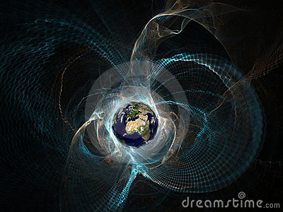 Earth in the epicenter