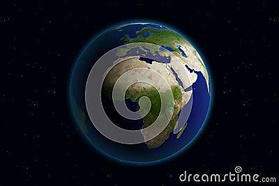 Earth - Europe