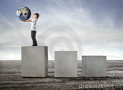 Earth at first place