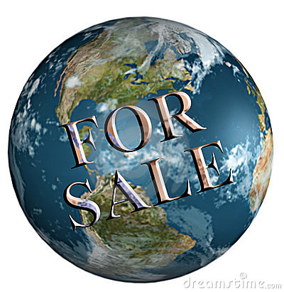 Free Earth For Sale Royalty Free Stock Image - 4312956