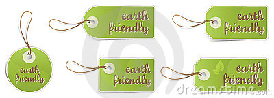 Earth friendly tags
