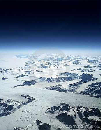 Free Earth Glaciers Horizon & Space Royalty Free Stock Photo - 6040885