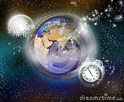 Earth global protection