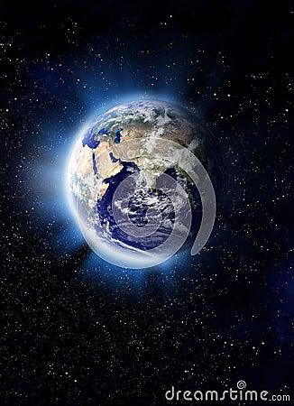 Free Earth Globe Stock Image - 827681