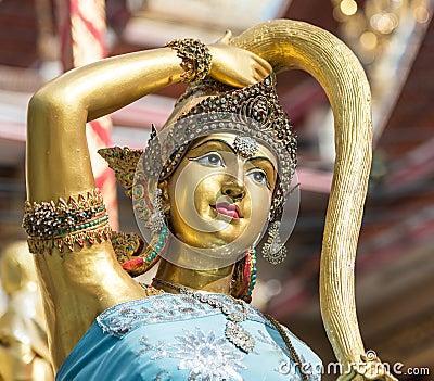 Earth Goddess Bronze S...