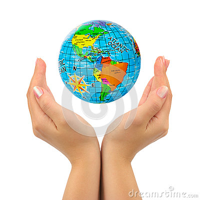 Free Earth In Hands Stock Photos - 47758653