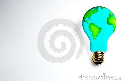 Earth_ lamp