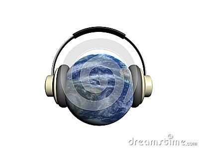 Earth listening