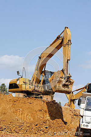 Earth mover