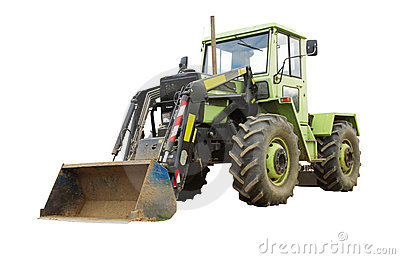Earth-mover.