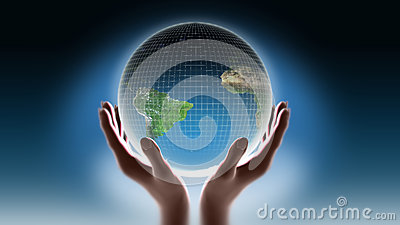 Earth in my hands