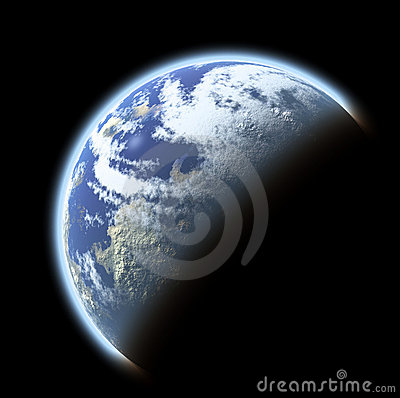 Free Earth Planet Royalty Free Stock Image - 20667156