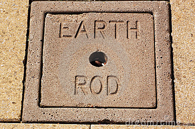 Earth Rod Stock Photos - Image: 7816003