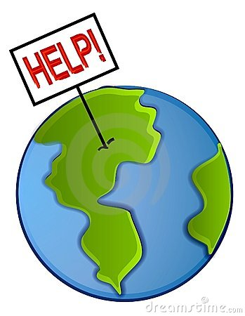 Earth Save The Planet Clip Art