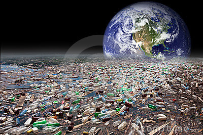 Earth Pollution Stock Photo - Image: 50761718