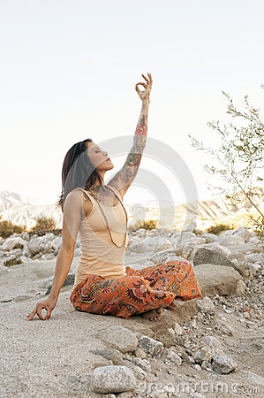 Earth And Sky Yoga