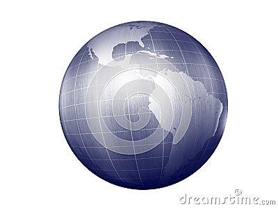 Earth - south america