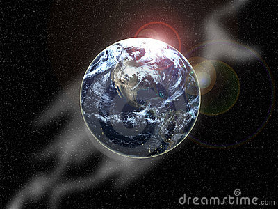 The Earth In Space 1