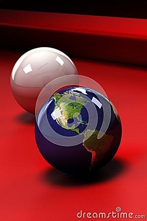 Earth at stake