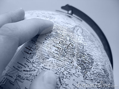 Earth Study : Europe