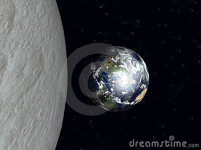 Earth To The Moon 2